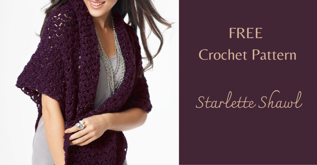 I love Yarn Forever Featured Image_Starlette Shawl