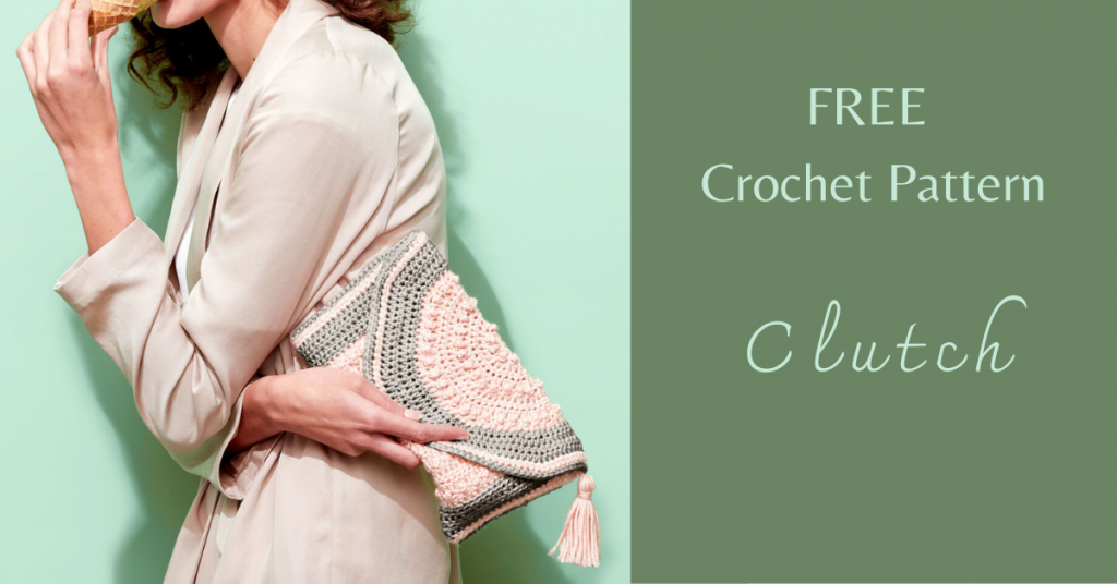I love Yarn Forever Featured Image_Crochet Clutch
