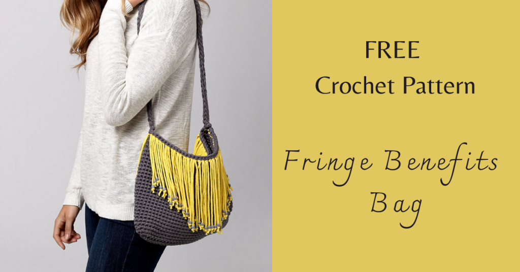 I love Yarn Forever Featured Image_Fringe Benefits Crochet Bag