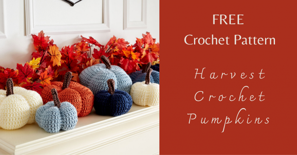 I love Yarn Forever Featured Image_Harvest Crochet Pumpkins