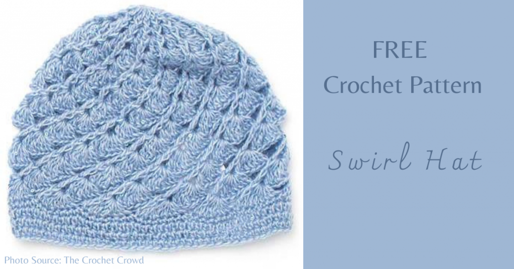 I love Yarn Forever Featured Image_Swirl Hat Crochet