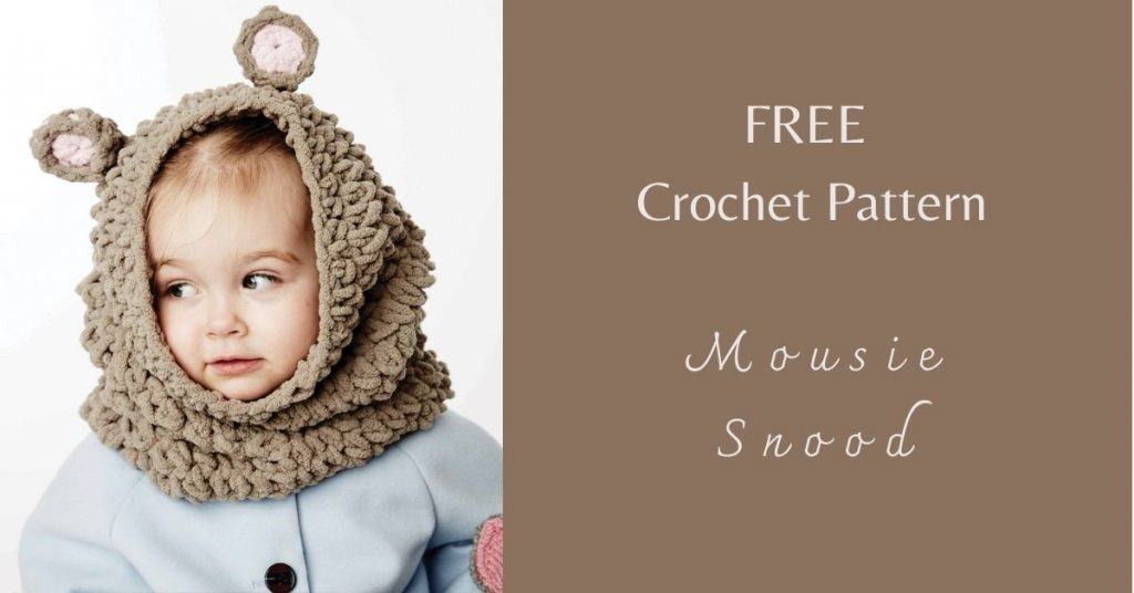 I love Yarn Forever Featured Image_Mousie Snood Crochet